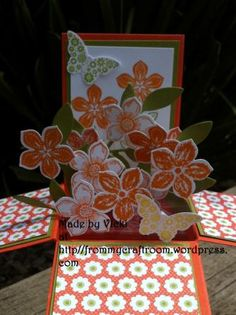 My First Card in a Box by Vicki A - Cards and Paper Crafts at Splitcoaststampers