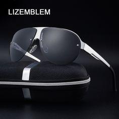 5dc69f1490 [US $14.52] LIZEMBLEM Vintage Aluminum Mercededly Sunglasses Polarized  #aluminum #lizemblem #mercededly #polarized #sunglasses #vintage