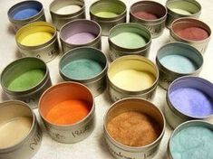 Torch Fired Enamel: Color Blending - Sweet Freedom Designs - great info on blending colors
