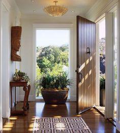 Consejos para decorar con Feng Shui la entrada del hogar que la harán lucir estupenda y que permitirán disfrutar de un acogedor espacio de bienvenida