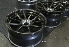 Porsche Turbo S Wheels TopCar ADV5.0 MV2 CS