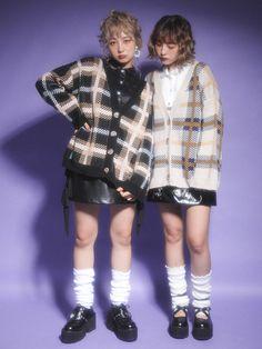 Tokyo Street Fashion, Japanese Street Fashion, Asian Fashion, Look Fashion, Fashion Outfits, Gothic Fashion, Grunge Goth, Style Grunge, Soft Grunge