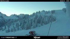 #PistenBully al lavoro sulle piste da #sci a #Folgarida #Marilleva nella #Skiarea #Campiglio #Dolomiti di #Brenta #ValdiSole #ValRendena in #Trentino.