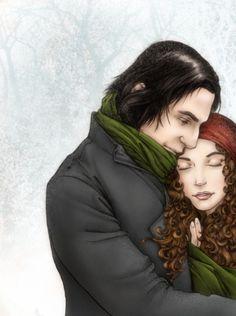 Harry Potter - Severus Snape x Lily Evans - Snily
