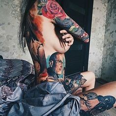 "3,417 Me gusta, 18 comentarios - Tattoo Addiction🔘 (Tattoo Art) (@tattoos.addict) en Instagram: ""Wonderful 💖 💖 💖 👌  Tag your best friends 😍 Follow ➡ @tattoos.addict ✔ ⚊⚊⚊⚊⚊⚊⚊⚊⚊⚊⚊ 💕Double tap if…"""