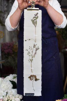 Floral arrangement by Mathilde Vial