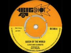 Queen Of The World by Lloyd and Claudette
