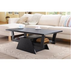 Liven up your home decor with this Gotham Inspired Geometric Coffee Table!