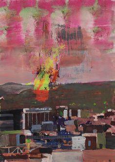 Marius Bercea, 'Untitled (thoughts safari),' 2015, Blain | Southern