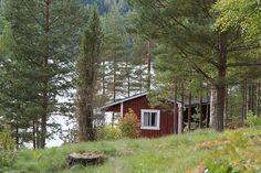 Sommarstuga vid Fryken, Värmland
