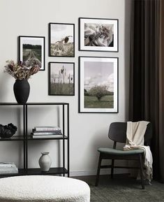 Gloomy Nature gallery wall Decor, Nature Decor, Gallery, Artwork For Living Room, Online Wall Art, Art Gallery Wall, Gallery Wall, Inspiration Wall, Inspirational Wall Art