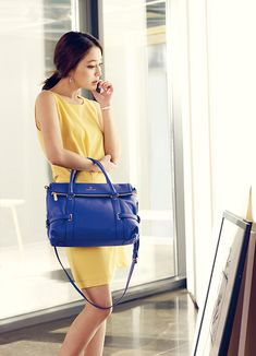 So Much More Gorgeousness … More Of Art Admirer Lee Min Jung For Vincis Bench's SS2014 Ad Campaign | Couch Kimchi