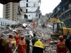 ΚΟΝΤΑ ΣΑΣ: Κίνα: 17 νεκροί από κατάρρευση εργατικών κατοικιών...