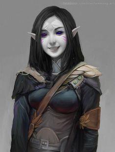 PN Elf, Viet Famwang on ArtStation at https://www.artstation.com/artwork/pn-elf