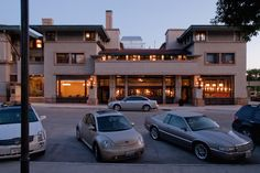 Rad Restorations: Take a Trip to the Only Frank Lloyd Wright Hotel Still Standing