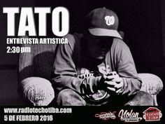 Este viernes 5 de febrero en nuestro programa radial EL TATO entrevista artística 2:30 pm bien sintonizados Baseball Cards, February 5, Interview, Friday, Artists