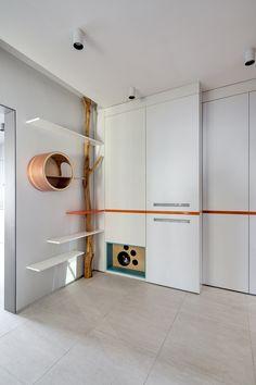 Стильная лаконичная квартира холостяка в Киеве (75 кв. м) | Пуфик - блог о дизайне интерьера