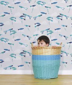 Arte decorativo para Niños en Lilipinso Habitación niños - Kid's room