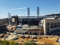 I had the privilege of touring our new SunTrust Park yesterday.  What an incredible sight!  What was once a field of dirt and just an idea, is now quickly becoming a reality....  Check out what we have in store for us in 2017!!