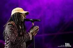 Alpha Blondy en Ibiza Root Festival.