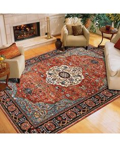 Karastan Rugs Spice Market Petra Multi Spice from the Karastan Rugs Spice Market collection. Shop from a wide selection of Karastan Rugs area rugs by color, size, or style available from Rugs. Rug Direct, Rugs In Living Room, Decor, Floral Rug, Rugs, Karastan, Karastan Rugs, Area Rug Collections, Oriental Rug