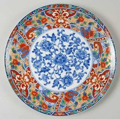 IMARI EDO - Replacements Ltd. I ordered a set of these from Neimans years ago, still beautiful.