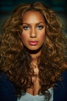 leona lewis natural hair - Google Search