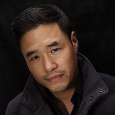 Randall Park is pretty hot Randall Park, Handsome Celebrities, Nobodys Perfect, Famous Men, Interesting Faces, Male Face, Baby Daddy, Romance Novels, Face Claims