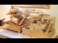 """Paul's marble machine """"Quatro"""" - YouTube"""