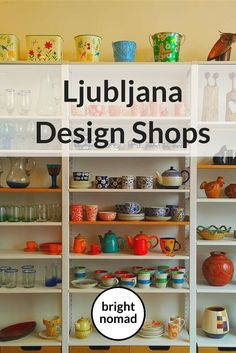 Ljubljana design guide: Wonderful shops and gorgeous design hotels. Find out what makes Ljubljana a delightful destination for design lovers. Travel Europe Cheap, European Travel, Home Design Store, Slovenia Travel, Bohinj, Travel Advice, Travel Guides, Small Luxury Hotels, Boutique Design