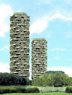 'Eco-towers' will fight climate change -- ScienceDaily