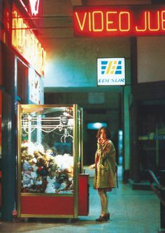 """From Christian Doyle's """"Buenos Aires,"""" his photo diary from his time on the set of Wong Kar Wai's Happy Together."""