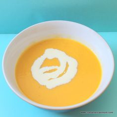Rutabagas and carrots make a comforting, slightly sweet soup. The ...