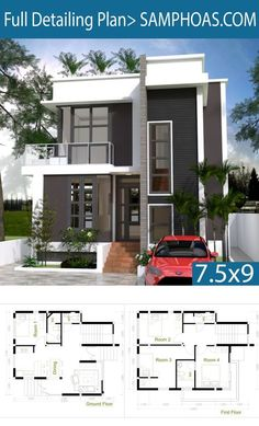 12 Front Design Of Small House Ground Floor Front Design Of Small House Ground Floor. 12 Front Design Of Small House Ground Floor. 4 Bedroom Home Design Plan 7