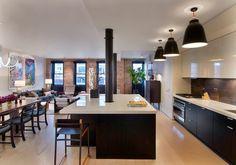 contemporary kitchen idea 24