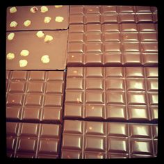 Pavè - Cioccolato al latte 40% con nocciole Piemonte