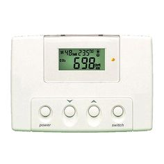 F2000IAQ-CO2 -3003D multiple controller is used to control CO2 level, temperature and humidity .