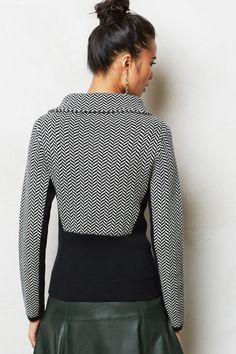 Moto Sweater Jacket - anthropologie.com