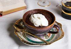 Mug-cakes-1 Nutella, Relleno, Mugs, Tableware, Dishes, Recipes, Candy, Dinnerware, Tumblers
