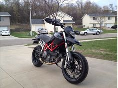 2011 Ducati Hypermotard 796 for sale $8,500