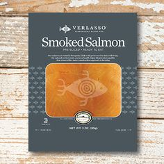 Verlasso Smoked Salmon provides an all-natural, preservative free, and sustainable smoked salmon choice that focuses on continually improving salmon farming for both our health and the environment.