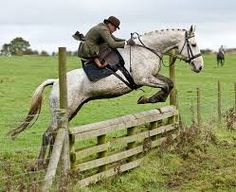 sidesaddle hunter - some of us learned that way