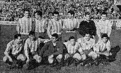EQUIPOS DE FÚTBOL: REAL VALLADOLID 1956-57