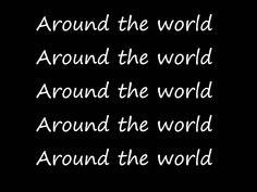 Daft Punk-Around The World Lyrics