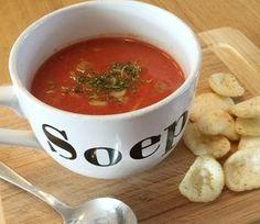 Chinese tomatensoep recept (DE LEKKERSTE) : Zo maak je eenvoudig de zoetzure Chinese tomatensoep die je normaal van je afhaalchinees haalt!