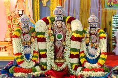 "SIGNIFICANCE OF KALYANOTSAVAM :    This ritual is usually performed seeking the well being of the entire humanity. However in Vaikhanasa Agama, which is in practice in Tirumala to carryout temple rituals, Kalyanotsavam is popularly known as ""Vaivahika Mahotsavam"". So the couples especially the newly wed, who wish to have a blissful marital life with the blessings of Lord Venkateswara do participate in Kalyanotsavam in big numbers."