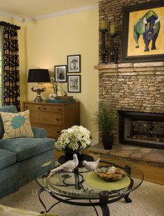 Room designed by Terri Ervin