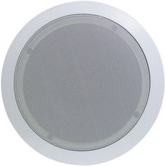 """Pyle Home PDIC81RD 8-Inch Two-Way In-Ceiling Speaker System (Pair) by Pyle. $41.99. 8'' Two-Way In-Ceiling Speaker System: """"In-Ceiling 2-Way Speaker System8'' Midbass Speaker  1'' High Temperature Voice Coil  Directable 1/2'' Polymer Dome Tweeter  250 Watts Rated Peak Power  Frequency Response: 50Hz-20K Hz  4-8 Ohm Impedance  Cut-out Dimensions: 9 3/8'' Diameter x 3 1/2'' Depth  Overall Dimensions: 10 1/2'' Diameter x 3 1/2'' Depth  Sold as a Pair"""" [blank]. Save 65% Off!"""
