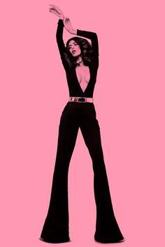 Fashion disco studio 54 outfit for 2019 Fashion Poses, 70s Fashion, Trendy Fashion, Vintage Fashion, Fashion Trends, 1970s Disco Fashion, Dress Fashion, Party Fashion, Cheap Fashion