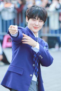 Dimples, Kpop Boy, Cute Babies, Rapper, Fan Art, Produce 101, Boys, Face, Boyfriend